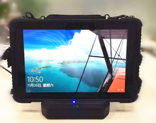 10.1 inch Rugged Win 10 Tablet PC with Integrated RJ45 LAN Port RS232 Industrial Tablet PC