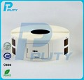 Brother Compatible Labels DK 11201 Standard Address Label Thermal paper 29x90m dk-11201