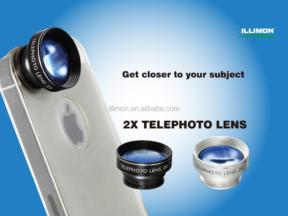 new products for teenagers Universal clip zoom camera len for mobile phone