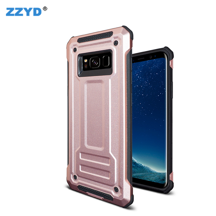 New Phone Case Custom Wholesale China Cellphone Cover For Samsung S8 Manufacturer