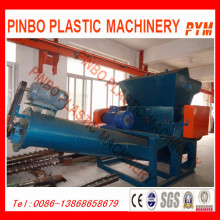 Whole Line Plastic Crusher Machine With Washing Line