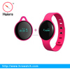 Personal mold!Bluetooth smart bracelet watch above IOS 6 Android4.0 for nokia phones bluetooth watch control by Smartphone