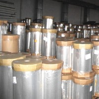 Factory Direct Top Quality Stretch Film Glossy BOPP Thermal Lamination Films For Food Packing China Supplier