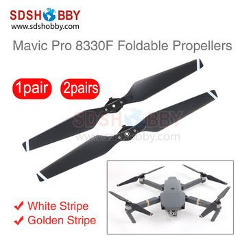 1Pair 2Pairs 8330F Propellers Quick-release Props Foldable Propellers 8330 for DJI MAVIC PRO