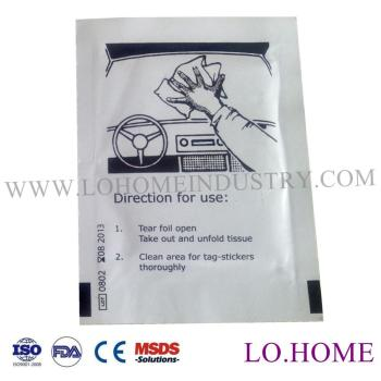 car glass anti fog wipes