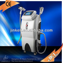 JKL! Portable 1064/532nm Q Switched Nd:YAG Laser Tattoo Removal , Pore Refining Machine
