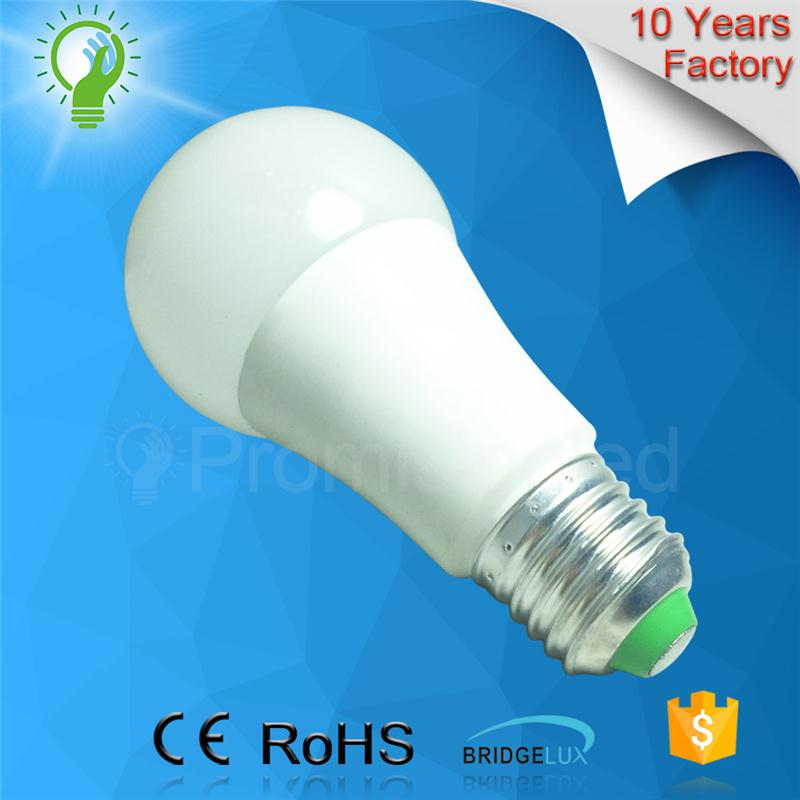 10 Years Factory Best Price PF>0.9 12v led bulb e2