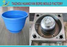 ceramic iron plastic flower pot stand injection mould
