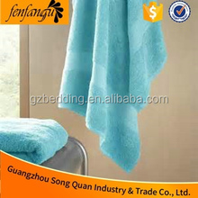 Fade resistant 100% Cotton Bath towel used for Hotel, Spa , Pool , Beach