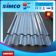 Zinc roofing steel sheet/color steel tile from china supplier