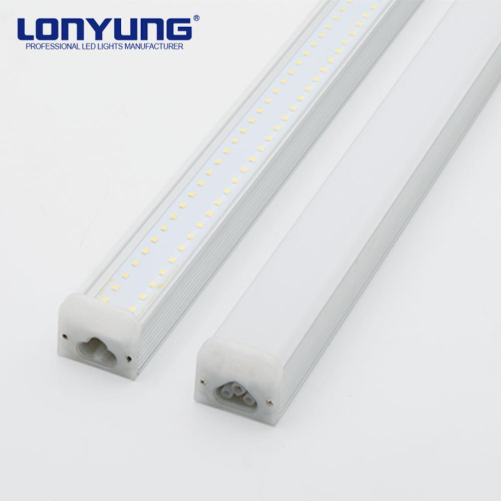 600mm 15w best prices led light t5 double <strong>tube</strong> with lighting fittings