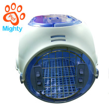 Favorite Car Travel Vet Visit Airline Approved Pet products Plastic Kennels Pet Dog Carriers Travel Dog Crate