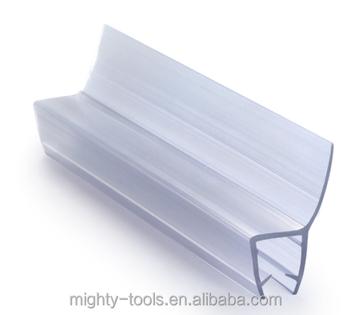 Plastic Shower Door Seal Strip Shower Door Water Strip