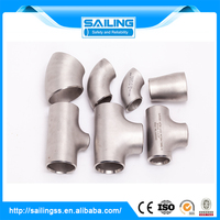 Female threaded adapter sw pipe fitting and npt threaded steel expamder nipple