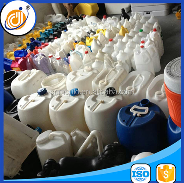 factory price customize plastic bottle jerry can blow mould