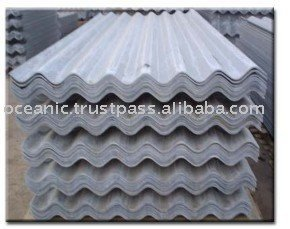 Corrugated Cement Sheets