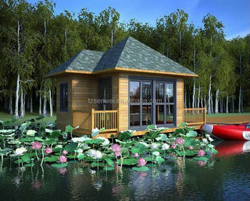 Prefab holiday house