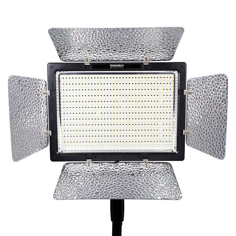 professional Yongnuo-900 photographic outdoor equipment bi-color camera led panel photography photo studio video shooting light