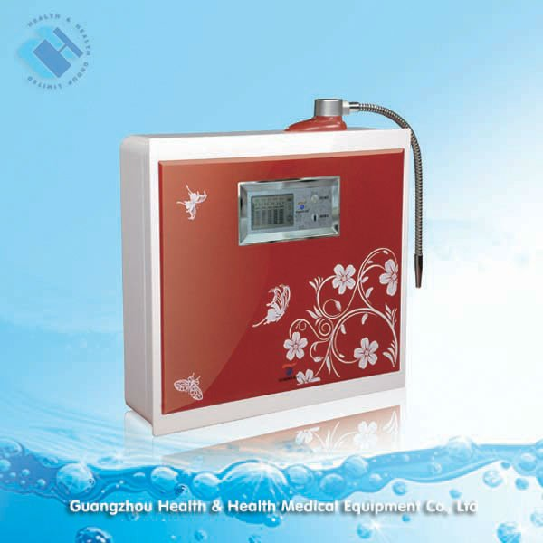 High Quality CE Certified BW-JSJ-03 UF Filter LCD Display Ultrafiltration Alikaline Water Purifier Machine