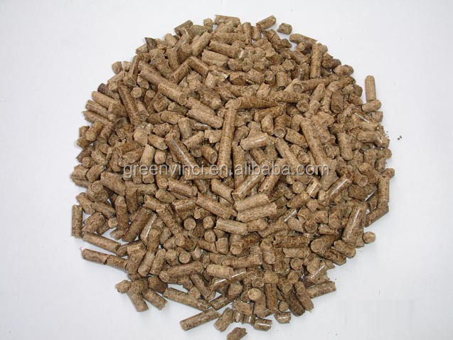 Wood Pellet Plant Biomass ~ Hot sale wood biomass pellets for garbage power plant
