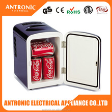 Antronic ATC-004 high quality custom 4L portable medical use mini fridge for insulin diabetic mini fridge