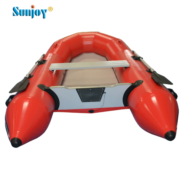 Newest Professional PVC Inflatable Sailing Catamaran for Sale