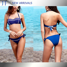 promotion high quality Women Triangle Bikinis sxe photo one peice swimsuit