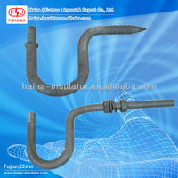 All Type of Electric Composite Insulator Fittings