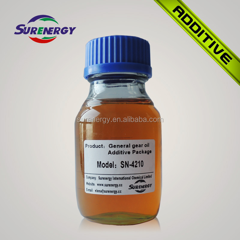 SN4210 automotive and industrial gear oil additive package GL-5
