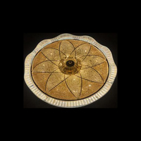 Commercial Hotel 24X24 Inches Led Ceiling Light Fixtures Residential
