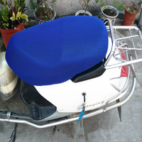 100% mesh motorcycle seat cover with any color