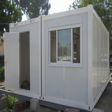 self contained puerto rico reefer prefabricated container house