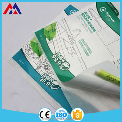 daily chemical bottle sticker vinyl waterproof adhesive sticker