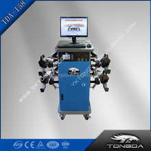 multi control of sensor and system 4-wheel alignment with 3D correction funcation