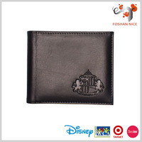 personalized id card flip cover men child wallet