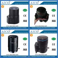 034 2.8-12mm fixed / manual / motorized / auto iris varifocal cctv lens 2.8 to 12mm varifocal zoom lens