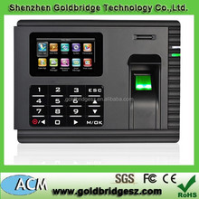 A7-C Multi-media Fingerprint Time Attendace Terminal