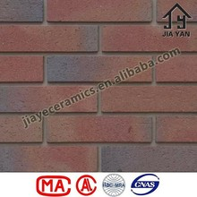 Standard Thin Size Factory Price Colorful Brick