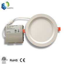 China Round led <strong>flat</strong> panel ceiling light 9W 12W 15W 18W