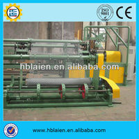 Simply equipped chain link fence metal making machine with wire mesh machine factory