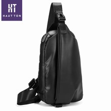 Hot selling and New Arrival Men Single Shoulder Waterproof Sport Chest Bag in stock