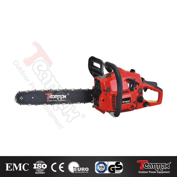 Gasoline Petrol powered Chainsaw Chain Saw/Pruner/Cutter f/trees branches trunk