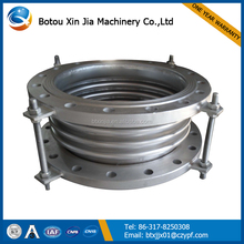reinforcement steel hydroformed metal bellows expansion joint