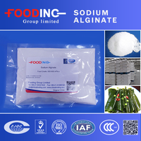 food grade alginate sodium high viscosity sodium alginate