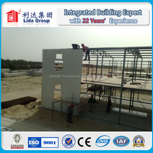 building site low cost steel frame office Container Drawing