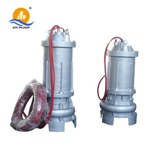 Non-Clog Waste Water Centrifugal Sewage Submersible Pump