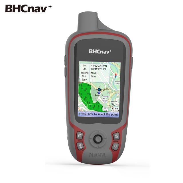 BHCnav high accuracy handheld gps NAVA F60 with compass