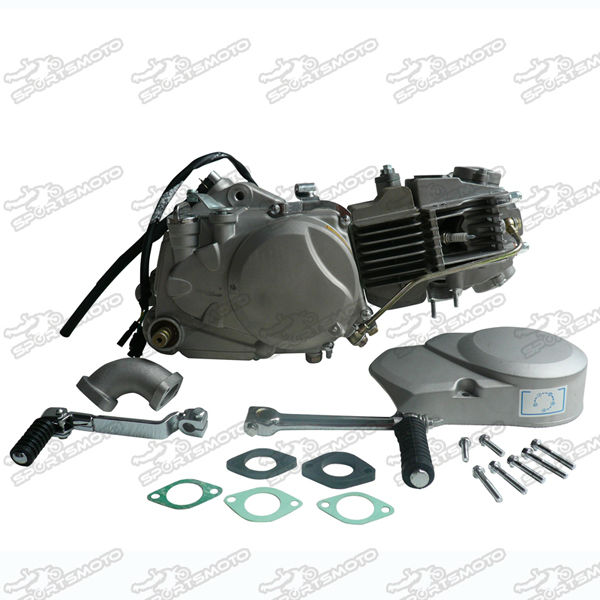 Chinese Dirt Pit Bike Parts YX160CC Engine Oil Cooled