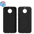 S Line Soft TPU Cover Mobile Phone Case For Motorola For Moto G5S Plus G Plus 5th Gen XT1803 XT1605 XT1606