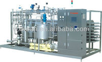 Hot sell industrial dairy pasteurizer